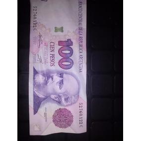 Billete De Cien Pesos Convertibles