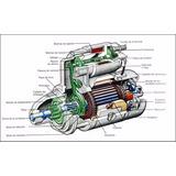 Esquema De Injeção Eletrônica De Combustível Motor Diesel
