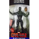 Black Panther Marvel Legends Civil War Baf Giant Man
