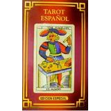 Tarot Español 78 Cartas Y Folleto Explicativo