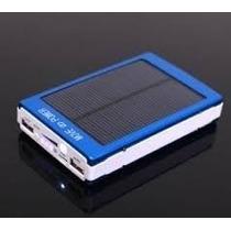 Bateria Externa Solar 50000mah 50000 Mah Doble Power Bank