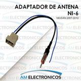 Adaptador De Antena Autoestereo Nissan 2007-2010