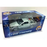 Welly - Dmc 12 Delorean - Back To The Future Ii Time Machine