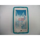 Protector Tpu Nokia Lumia 820 Color Azul!
