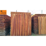 Postes Quebracho Colorado 3 X3 X2.20 Mts