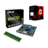 Combo Board Asus Procesador Amd Fx 6300 X6 Ram 4gb Hdmi Pc