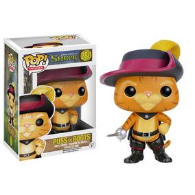 Gato De Botas - Shrek - Funko Pop