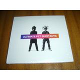 Cd+dvd Pet Shop Boys / Ultimate (nuevo Y Sellado)