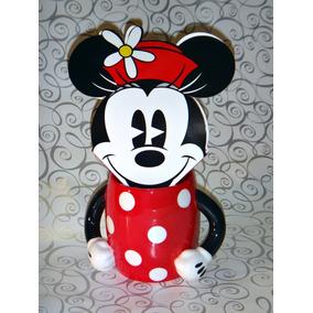 Taza Mickey Mouse O Minnie Y Cocoa Disney Regalo Colección