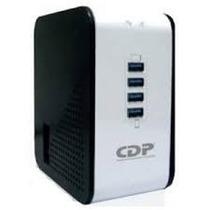 Regulador De Voltaje Cdp Avr-1008 1000va 8tomas 120v