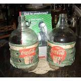 Antigua Botella Un Galon Coca-cola Made In Usa (1403/4/2903)