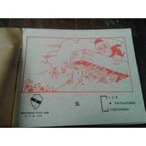 Antiguo Catálogo Publicidad Club Patinadores Costanera