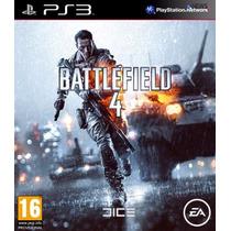 Battlefield 4 - Ps3 - Português-br - Código Psn