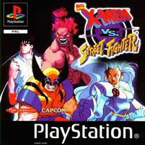 Patch - X-men.vs.street.fighter - Psp-ps1- Ps2 -pc