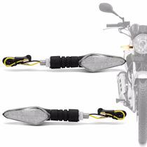 Seta Pisca Led Moto Cb1000 Xj6 Cb300 Next Ninja Hornet Honda