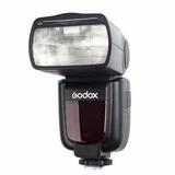 Flash Godox Tt600 Para Canon Nikon Receptor 2.4ghz Integrado