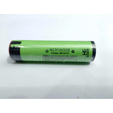Batería Pila Litio Panasonic 18650 3.7 3400mah Protegida
