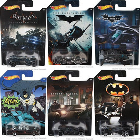 Carritos De Coleccion De Batman Metal