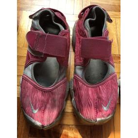 Zapatillas Nike Rift Originales ( Del Dedito) Rosa Raso