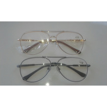 Armacao P/oculos De Gral Em Metal Aparafusada