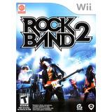 Rock Band 2 Wii Juego Solamente Nuevo Citygame