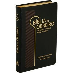 Bíblia Do Obreiro - Revista E Atualizada
