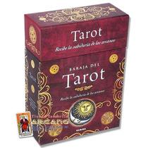 Baraja De Tarot - 78 Cartas Y Libro