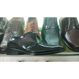 Zapatos Vestir Niños Promocion Calzado Cuero Charol Shoes