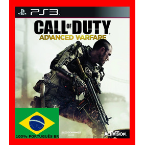 Call Of Duty Cod Advanced Warfare Ps3 Psn - Portugues Br