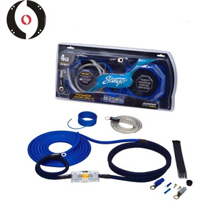 Kit Instalacion Stinger Calibre 4 Series 6000 Sk6241