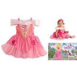 Fantasia Bebê Princesa Aurora - Bela Adormecida Disney