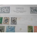Estampillas De Grecia - Algunas Muy Viejas Cantidad 82 Unid