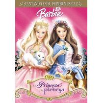 Barbie La Princesa Y La Plebeya Pelicula Vhs En Español L.