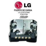 Pin Puerto De Carga Lg L5 E610 Optimus 100% Original