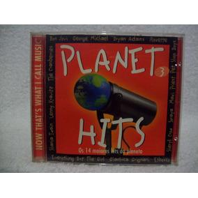 Cd Planet Hits 3- Bon Jovi, Pet Shop Boys, Shania Twain