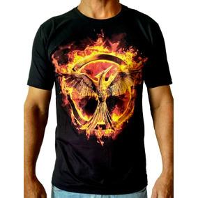 Camisa Camiseta Jogos Vorazes A Esperança