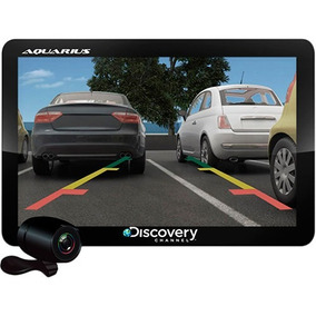 Gps Aquarius Discovery Channel Tela 4.3 Com Tv Camera De Re