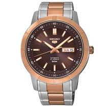Relógio Seiko 5 Automático Masculino Snk60b1 21jewels +ofert