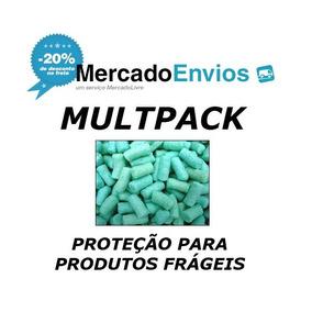 6000 Gramas De Multpack Proteção Como Isopor P/ Pac E Sedex