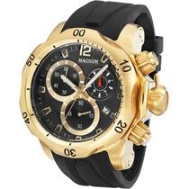 Relógio Magnum Cronógrafo Ma33755b Frete Gratis