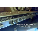 Reproductor Dvd Daihatsu Dvd2010 Funcionando.display No Func