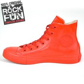 Converse Rubber Bota Rojos 100% Originales