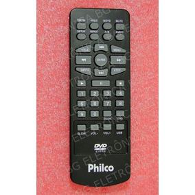 Controle Dvd Portátil Philco Adventure Iii3black
