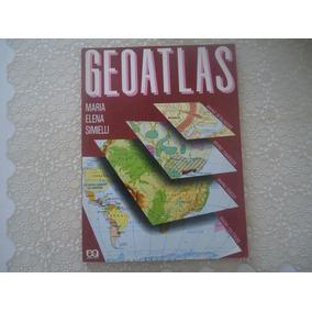 Geoatlas, Maria Elena Simielli - Editora Ática
