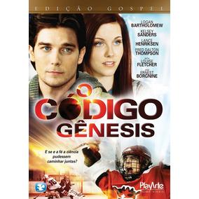Dvd O Código Gênesis (edição_gospel)