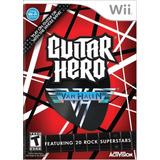 Guitar Hero Van Halen Wii Nuevo Blakhelmet E