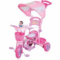 Triciclo Pricesas Xg-8001 Disney