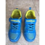 Zapatos Con Ruedas Y Luces Marca Jiandian