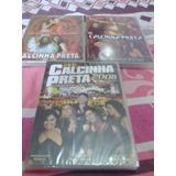 Lote Dvds Banda Calcinha Preta Lacrados+brinde
