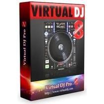 Virtual Dj 8.2 Licencia Pro Infinity 2017 Mezcla Pc